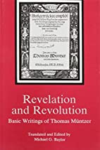 Revelation and Revolution: Basic Writings of…