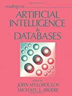 Readings in Artificial Intelligence and…