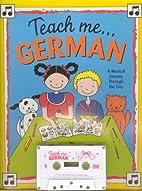 Teach Me German (Paperback and Audio…