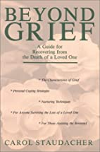 Beyond Grief: A Guide for Recovering from…