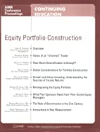 Equity Portfolio Construction by Burton G.…