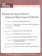Closing the Gap between Financial Reporting…