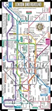 Streetwise London Underground Map - The Tube…