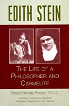 Edith Stein: The Life Of A Philosopher And…