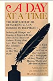 Culley, M.: A Day at a Time the Diary Literature of American Women from 1764 to the Present