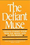 Cocalis, Susan L.: The Defiant Muse: German Feminist Poems from the Middle Ages to the Present