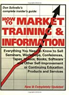How to Market Training & Information:…