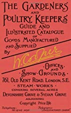 Gardeners and Poultry Keepers Guide and…