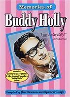 Memories of Buddy Holly by Jim Dawson