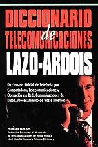 Diccionario de telecomunicaciones…