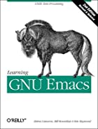 Learning GNU Emacs by Bill Rosenblatt