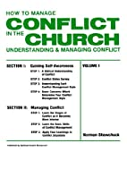 How to manage conflict in the church by…