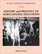 Rudolf Steiner's Contribution to the…
