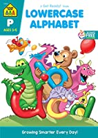 Lowercase Alphabet (Get Ready Books) by…