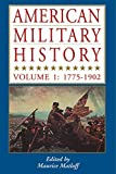 Matloff, Maurice: American Military History: 1775-1902