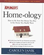 Homeology: How to Be Sure that the House You…