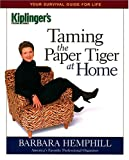 Hemphill, Barbara: Taming the Paper Tiger at Home