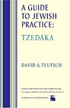 A Guide to Jewish Practice by David Teutsch
