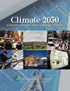 Climate 2030: National Blueprint for a Clean…