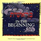 In the Beginning by Carol Racklin-Siegel