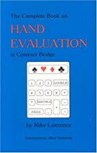 Complete Book on Hand Evaluation in Contract…