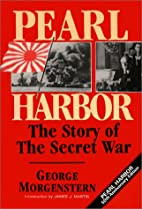 Pearl Harbor: The Story of the Secret War by…