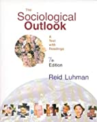 The Sociological Outlook: A Text with…