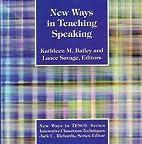 New Ways in Teaching Speaking (New ways in…