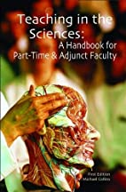 Teaching in the Sciences: A Handbook for…