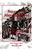 Ellison, Elaine Krasnow: Voices from Marshall Street: Jewish Life in a Philadelphia Neighborhood 1920-1960