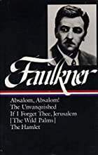 William Faulkner : Novels 1936-1940 :…