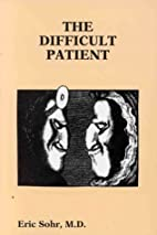 The Difficult Patient (Medmaster Series) by…