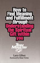 Team Ministry: How to Find Meaning and…