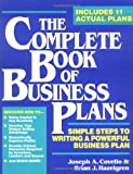 Covello, Joseph A.: The Complete Book of Business Plans: Simple Steps to Writing a Powerful Business Plan