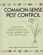 Common-Sense Pest Control: Least-Toxic…