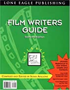 Film writers guide by Susan Avallone