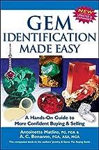 Gem Identification Made Easy, 5th Edition: A…