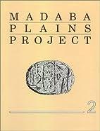 Madaba Plains Project II: The 1987 Season at…