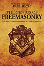 The Genius of Freemasonry: Williams B.…