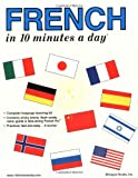 Kershul, Kristine K.: French in 10 Minutes a Day
