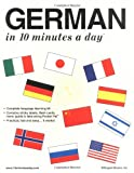 Kershul, Kristine K.: German in 10 Minutes a Day