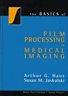 The basics of film processing in medical…