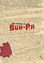The Wisdom of Sun Ra: Sun Ra's…