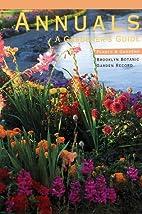 BBG Record: Annuals v48 n04 by Rob Proctor