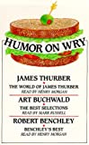 James Thurber: Humor on Wry
