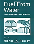 Fuel from Water: Energy Independence with…