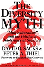 The Diversity Myth: Multiculturalism and the…