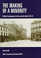 The Making of a Minority: Political…