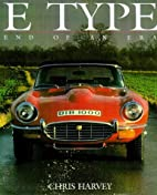 E type: End of an era by Chris Harvey