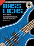 Richter, Stephan: Bass Guitar Licks